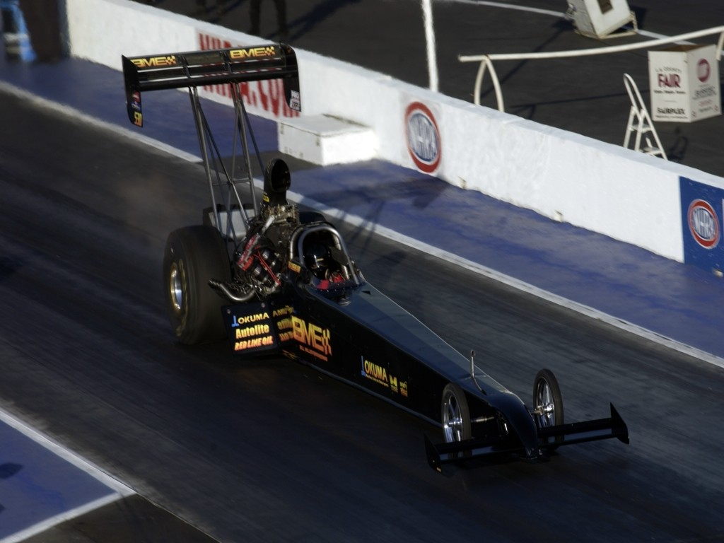 Dragster - TOP FUEL - Alan Bradshaw