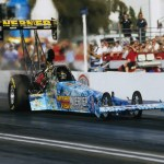 Dragster - TOP FUEL - Clay Millican