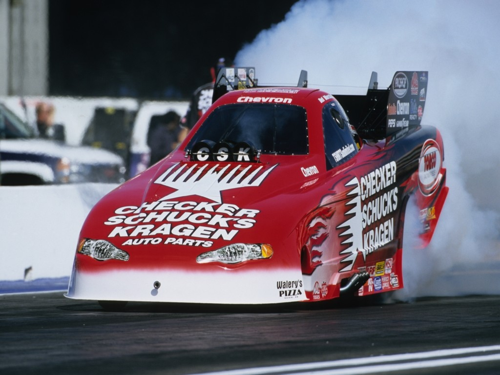 Dragster - FUNNY CAR - Del Worsham