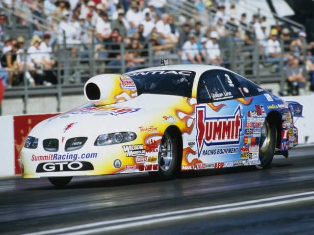 Dragster - PRO STOCK - Jason Line
