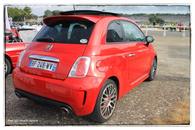 italian meeting - Fiat 500 Abarth