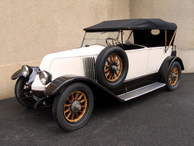 1922 Renault KZ