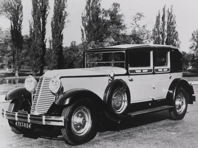 1929 Renault Reinastella Cabriolet