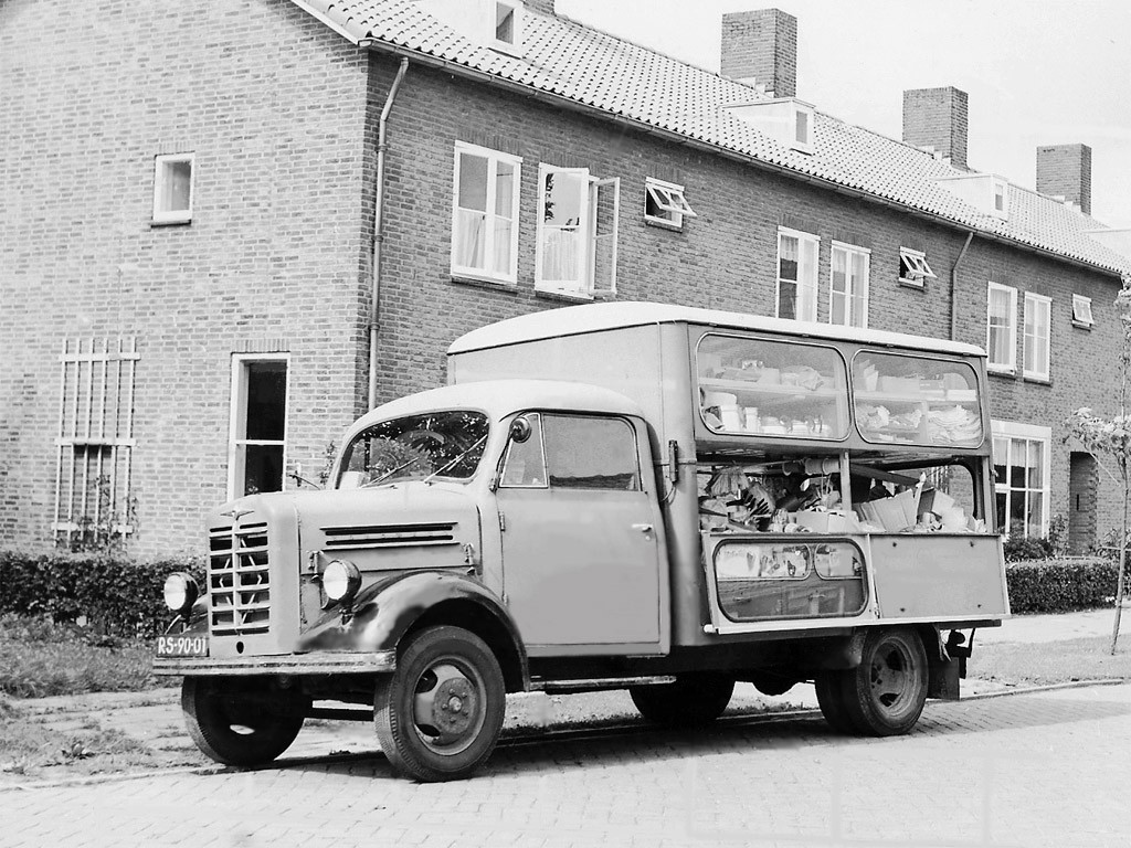1952-54 Borgward B 1500