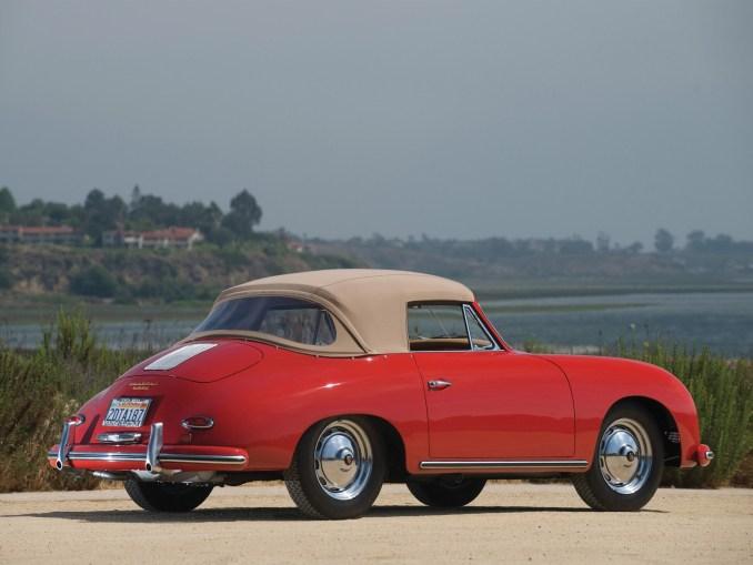 1955 Porsche 356 A Cabriolet