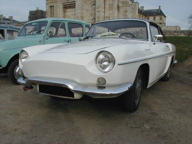 1958 Renault Caravelle Coupe