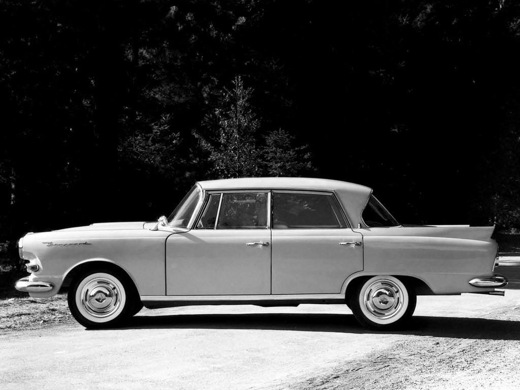 1959-62 Borgward P100