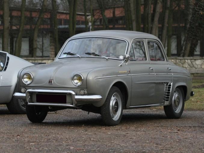 1962 Renault Ondine