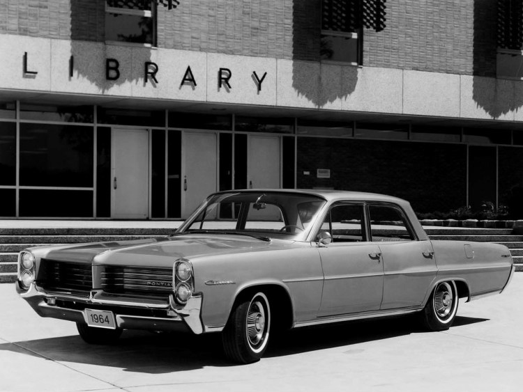 1964 Pontiac Catalina 4 Portes Sedan