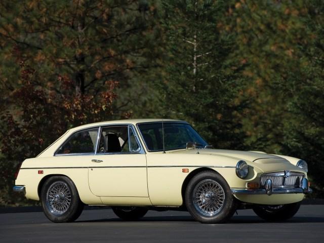 1967 MG C GT