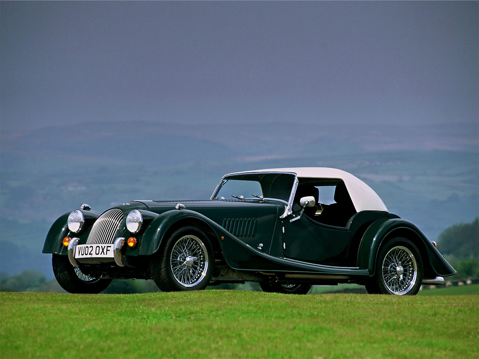 Morgan Plus 8 (1968)