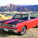 1969 Plymouth Road-runner Convertible