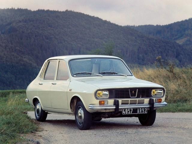 1969 Renault 12 TL