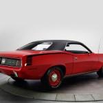 1970 Plymouth Hemi Cuda