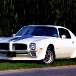 1971 Pontiac Firebird Trans Am 455