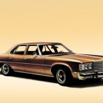 1976 Pontiac Catalina Sedan L69