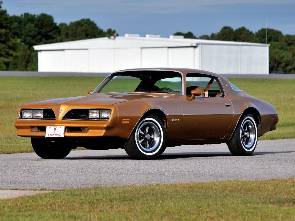 1977 Pontiac Firebird Esprit