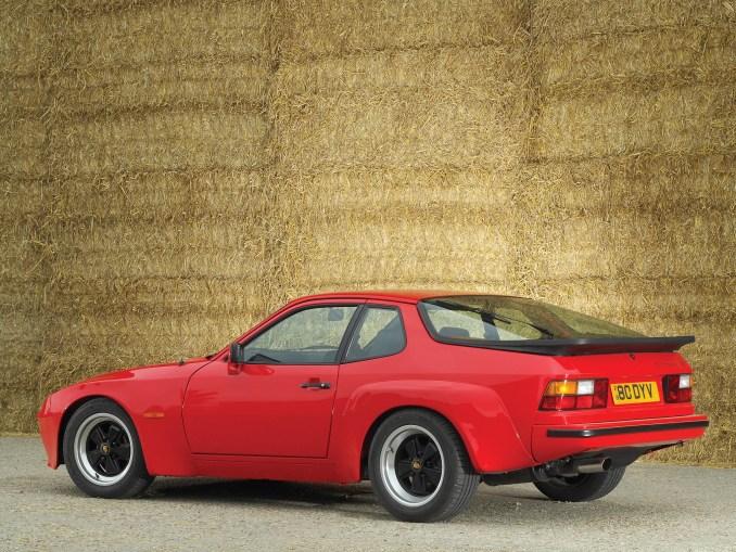 1981 Porsche 924 Carrera GT uk 937