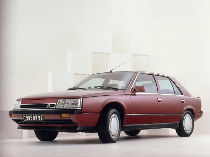 1985 Renault R25