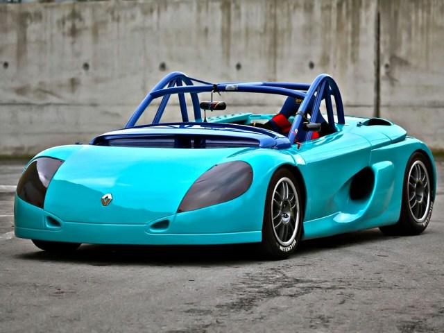 Renault Sport Spider Trophy (1996)