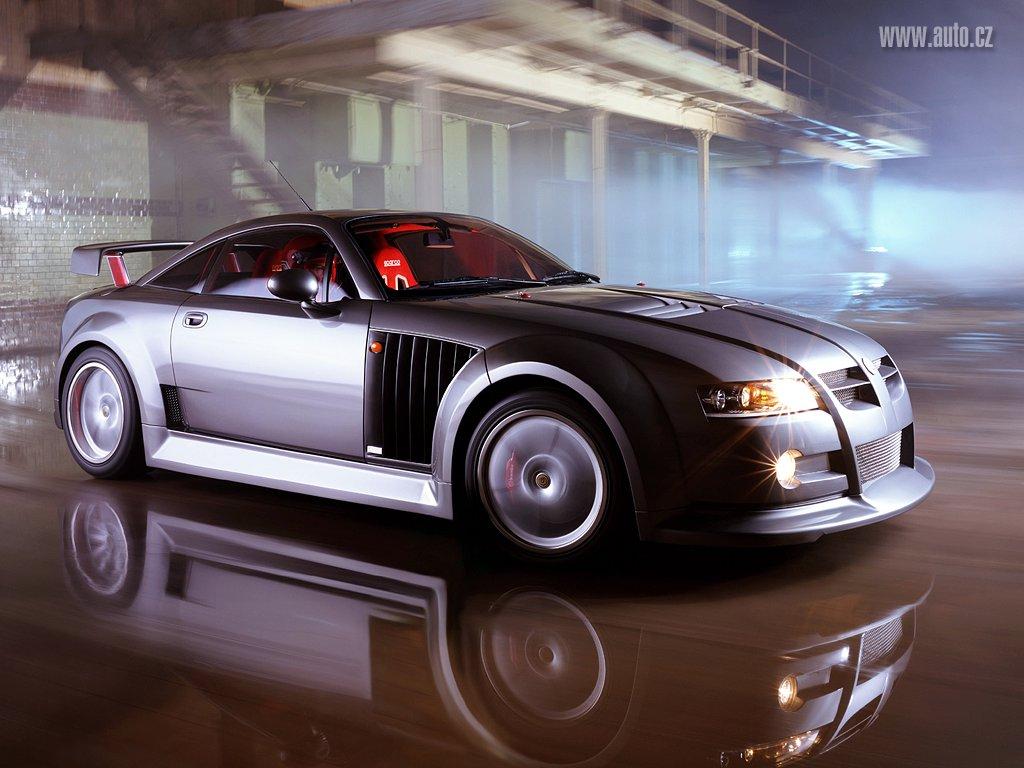 2002 MG X-Power SV