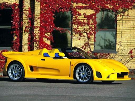 2002 Noble M12 Spyder