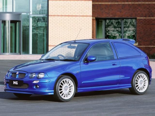2003 MG ZR Express