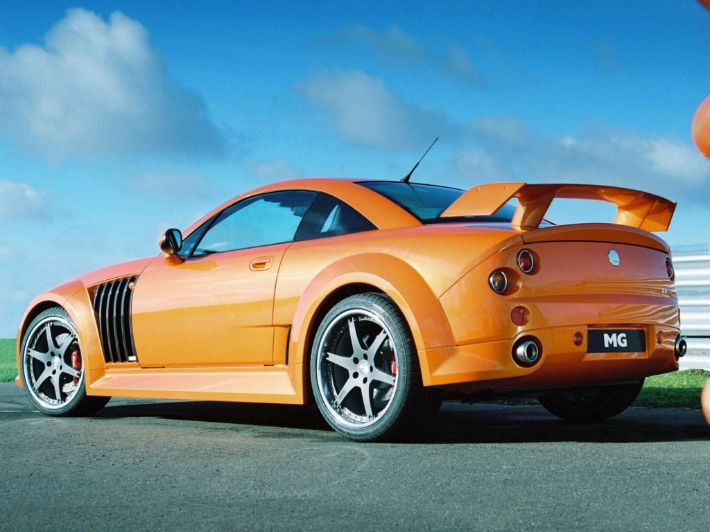 2004 MG X-Power SVR