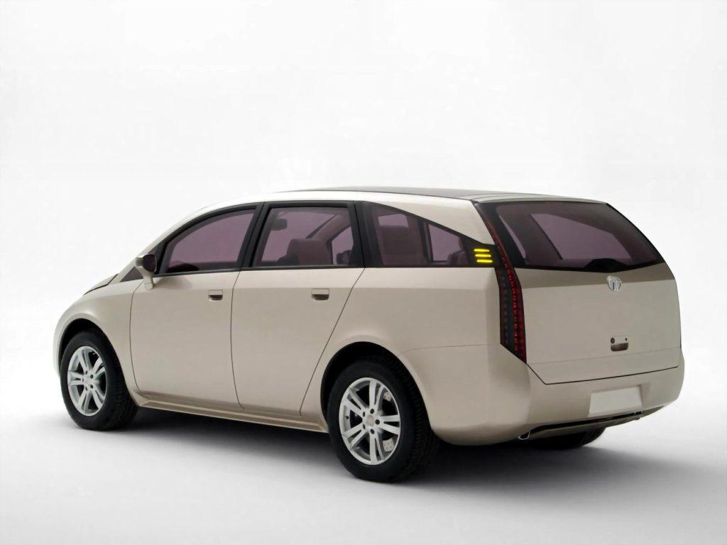2005 Tata Crossover Concept
