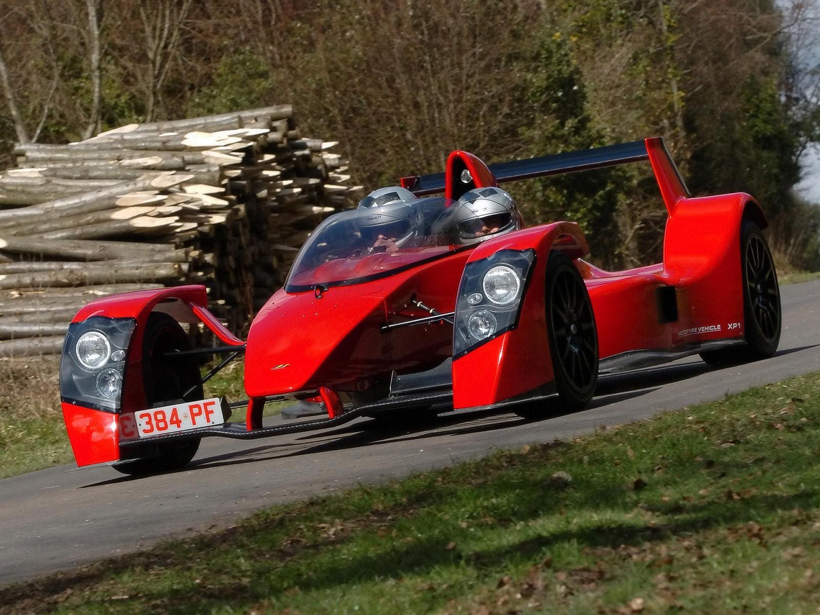 2006 Caparo T1 Open