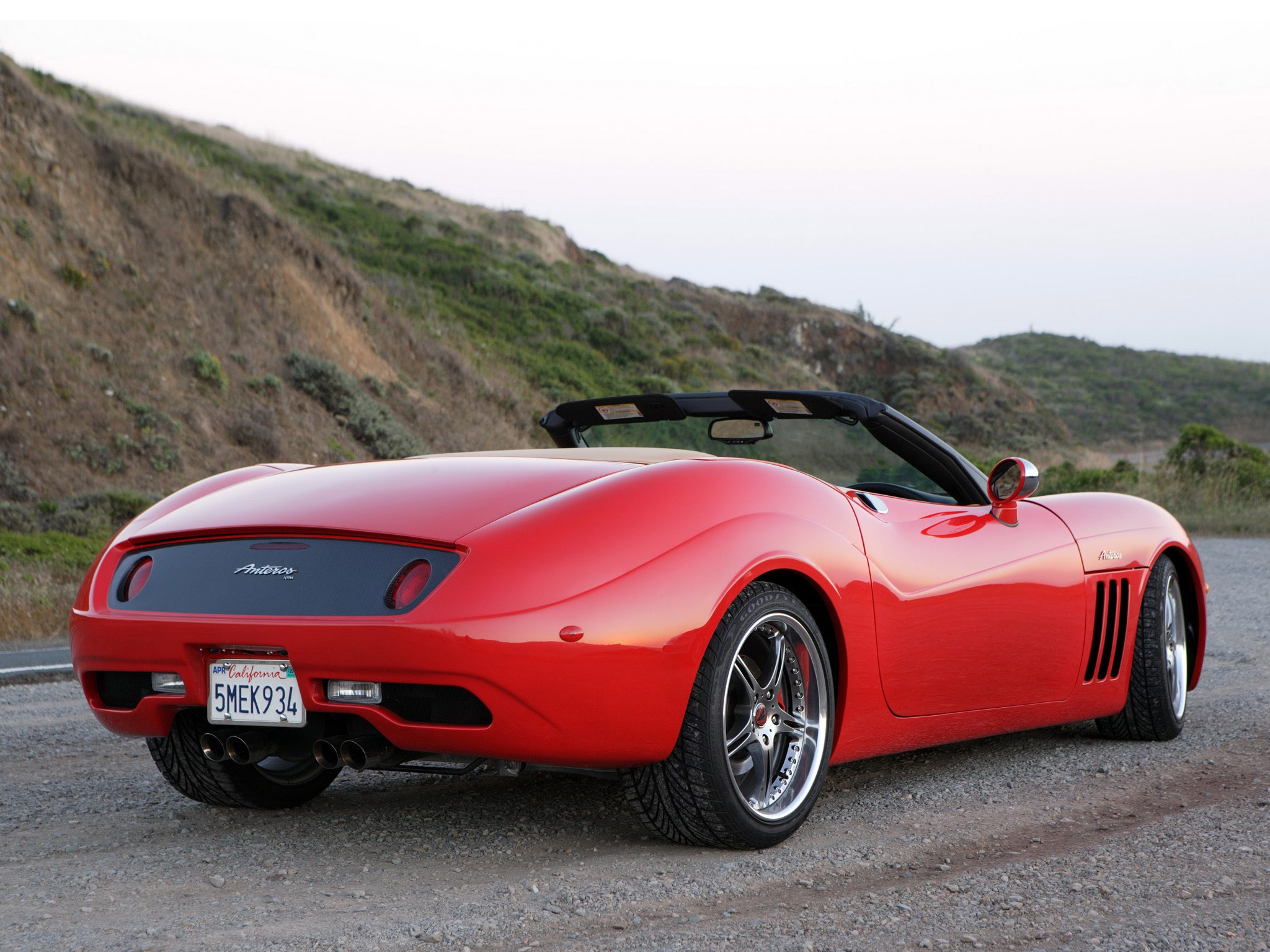 N2A Motors XTM Roadster (2007)
