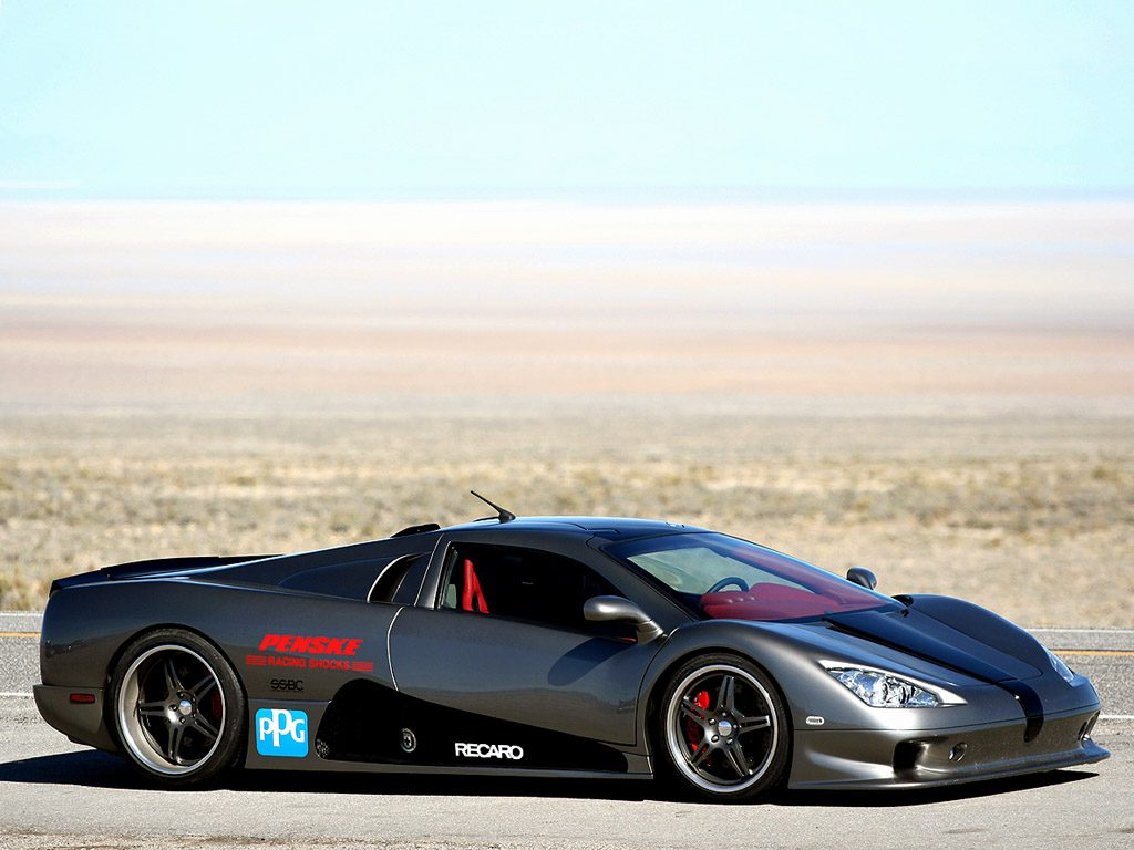 Shelby Super Cars (SSC) Ultimate Aero TT 2007