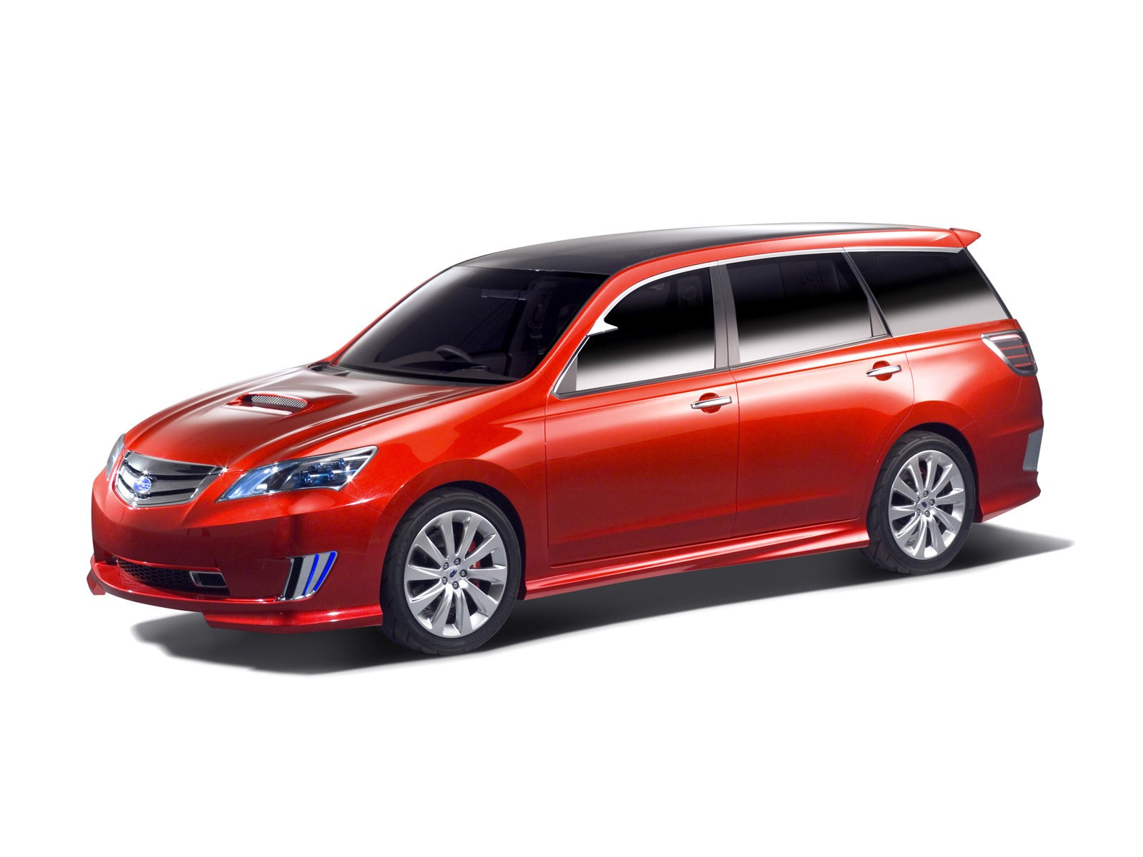 Subaru Exiga Concept 2007