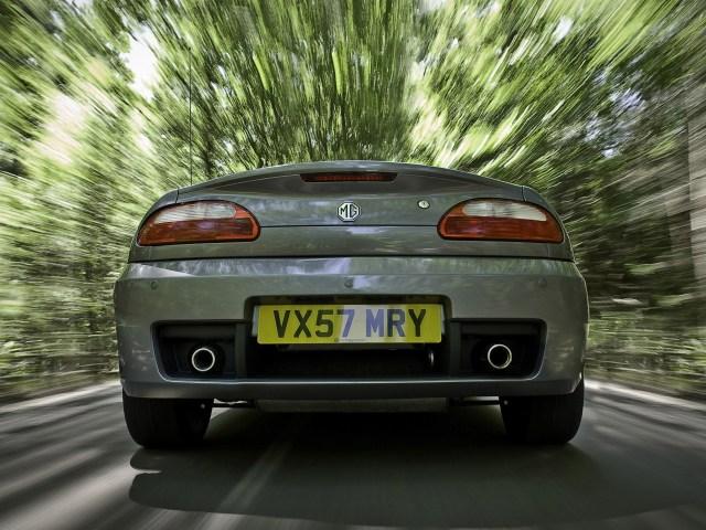 2008 MG TF LE 500