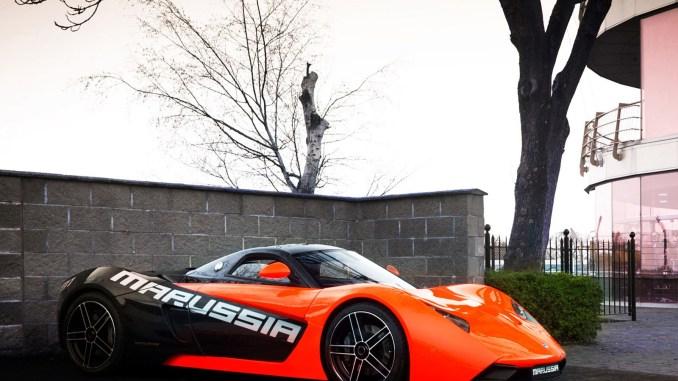 2009 Marussia B1