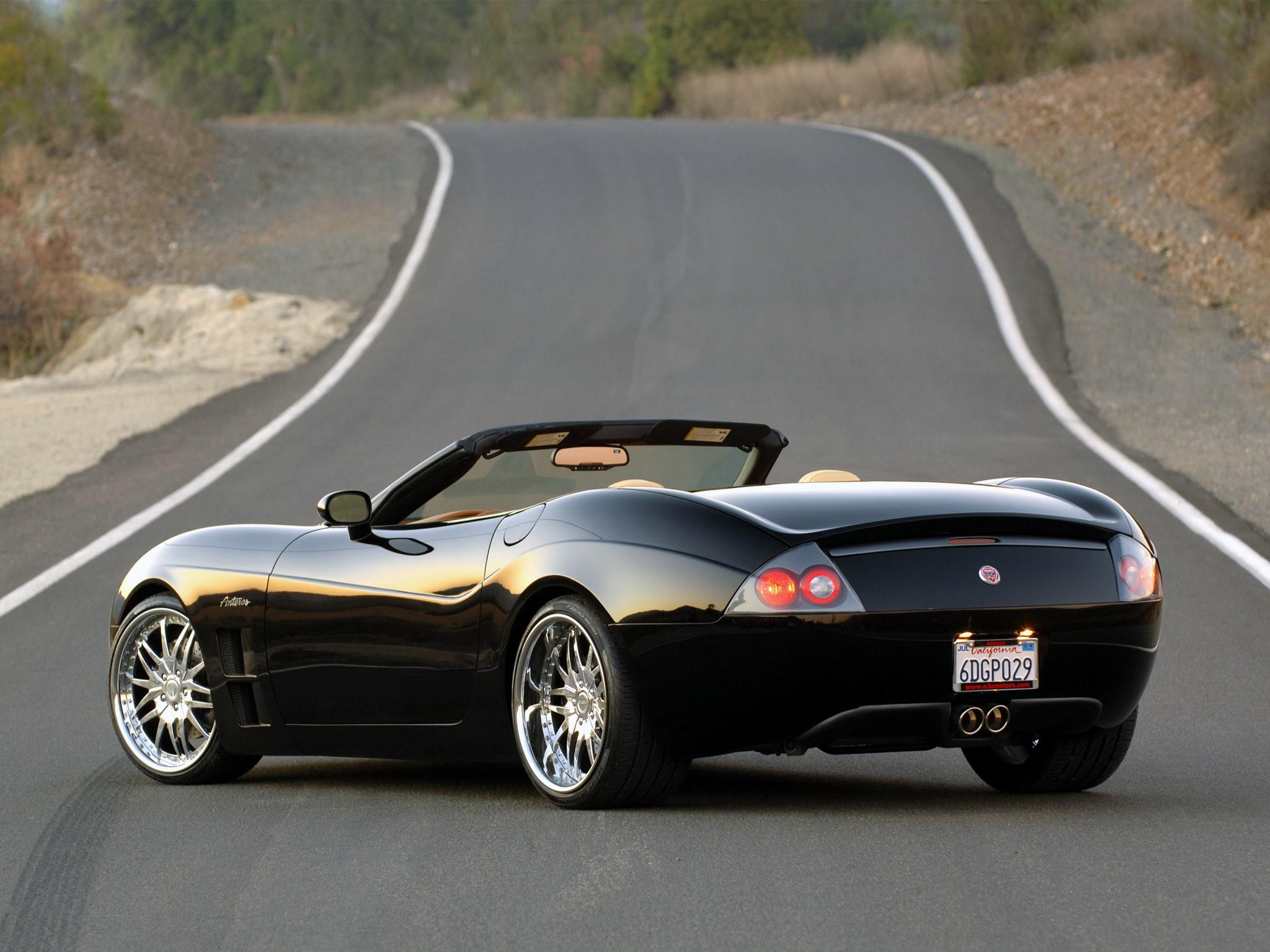 N2A Motors Anteros Roadster (2009)