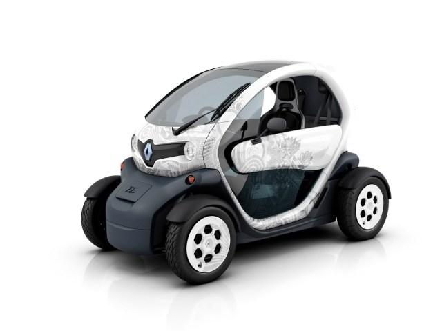 Renault Twizy Z.E 2011