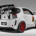 2011 Scion iQ Evasive RS