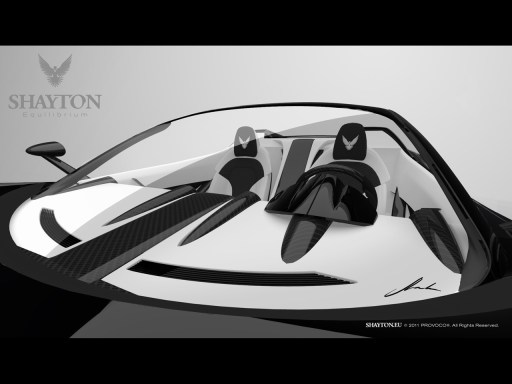 Shayton Equilibrium Renderings 2011