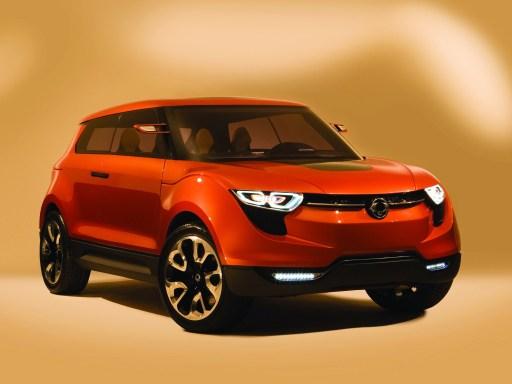 2011 Ssangyong Xiv-1 Concept