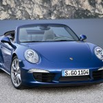 2012 Porsche 911 Carrera 4 Cabriolet 991