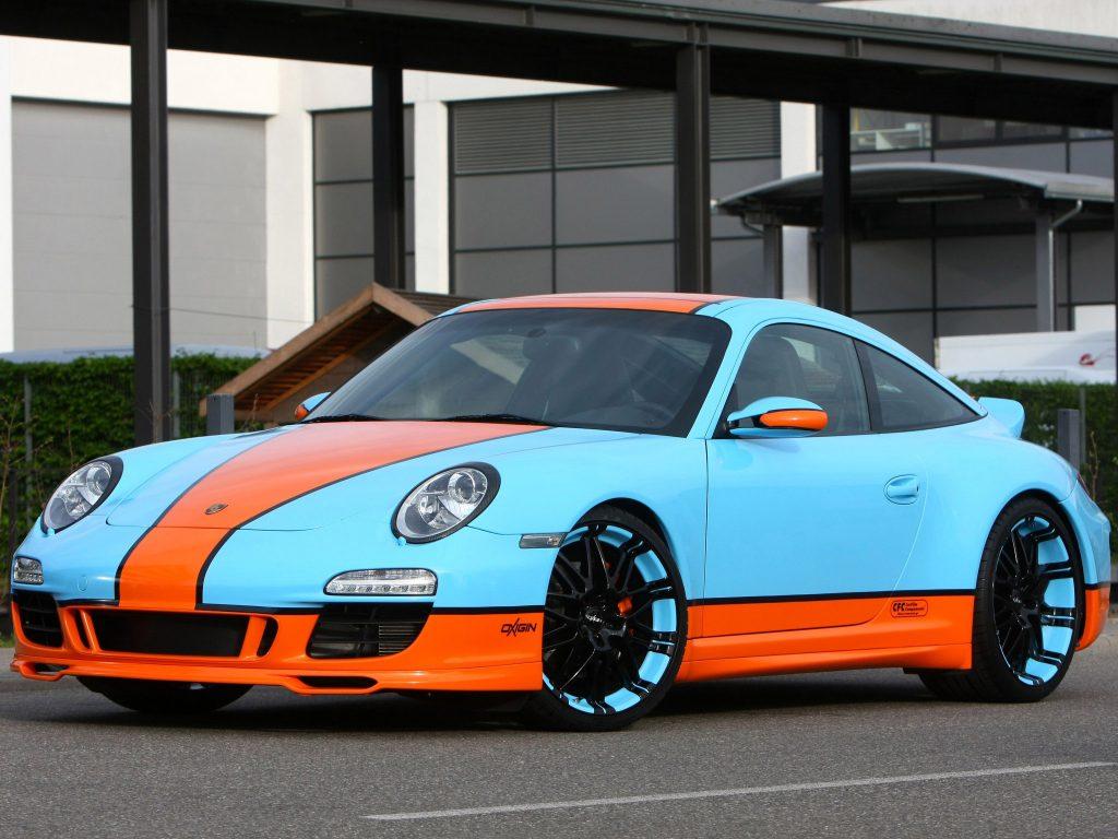 2012 Porsche 911 Oxigin 14 Oxrock