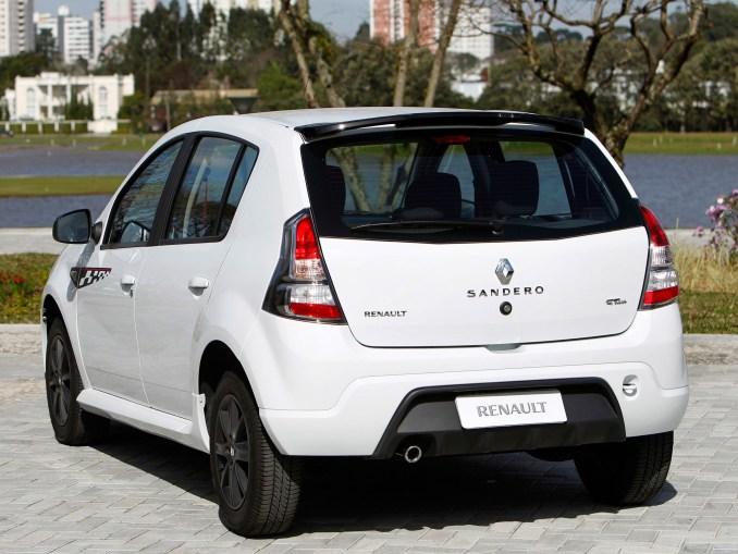 2012 Renault Sandero GT-Line