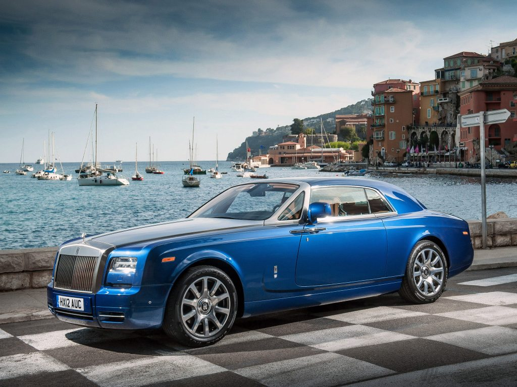 2012 Rolls Royce Phantom Coupe