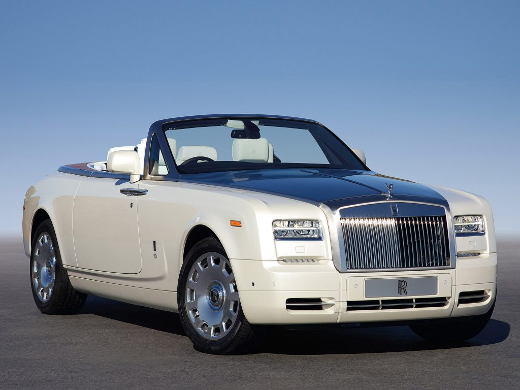 2012 Rolls Royce Phantom Drophead Coupe UK