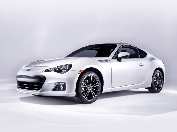 2012 Subaru BRZ USA