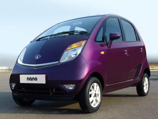 2012 Tata Nano Concept