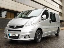 "2012 Vauxhall Vivaro Combi ""Sportive XP"""