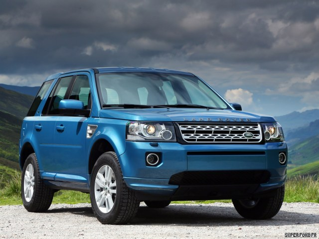 2013 Land Rover Freelander 2 SD4