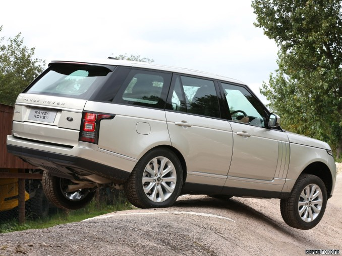 2013 Land Rover Range Rover Vogue